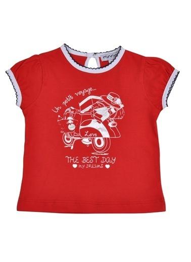 Zeynep Tekstil Tişört Kırmızı